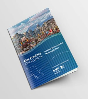 One Province, One Economy - Benefits of British Columbia's Mining Supply Chain
